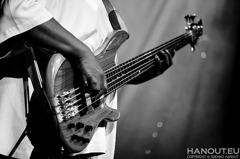Legendy jazzu Open Hands na Colours of Ostrava 2010