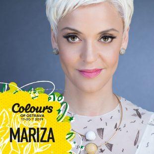 Kráľovná fado Mariza sa po štrnástich rokoch vráti na Colours of Ostrava