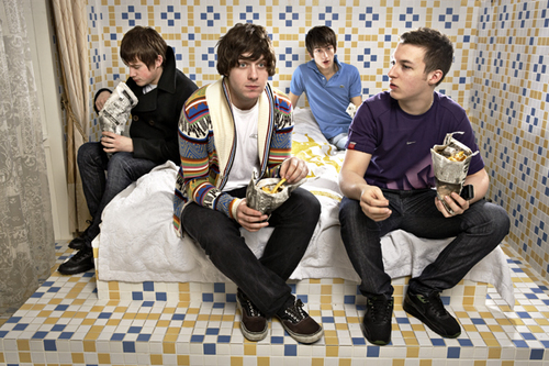 Grófka Šlinská odporúča: Arctic Monkeys