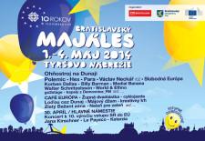 Bratislavský majáles otvorí sezónu open air festivalov