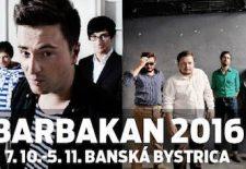 Barbakan festival tento rok s Billy Barman, Parou a niekoľkými novinkami