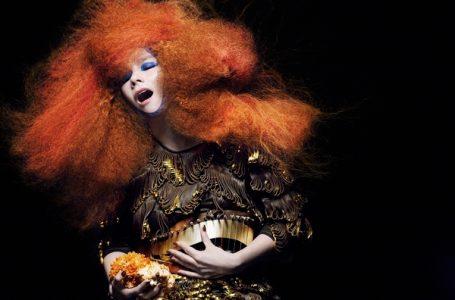 Islandská zpěvačka Björk hlavní hvězdou Colours of Ostrava 2012