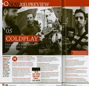 """Skupina COLDPLAY před několika dny vydala """"vánoční"""" singl Christmas Lights, nyní prozrazuje zajímavosti týkající se nového alba…"""