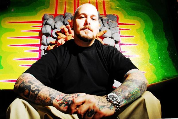 Legenda latino hip-hopu na festivale Uprising