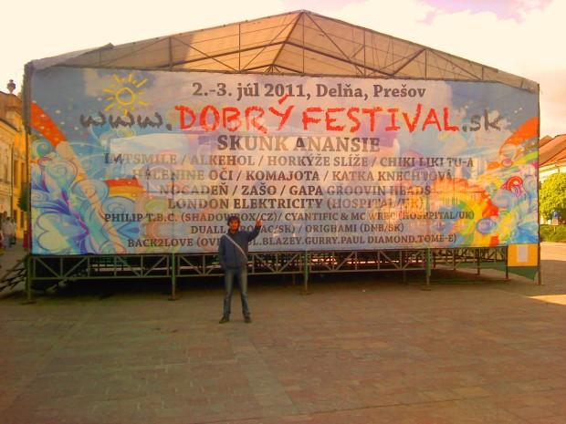 Nájdi Dobrý festival a vyhraj lístky !!
