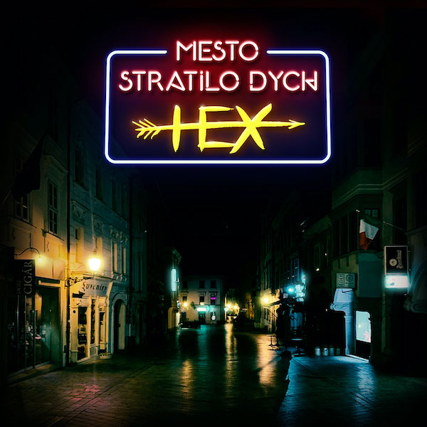 """HEX predstavujú chytľavú novinku """"Mesto stratilo dych"""", naspievali ju spolu s Tamarou Kramárovou!"""