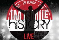 Skupina IMT Smile vydala záznam zo svojich narodeninových koncertov hiSTORY