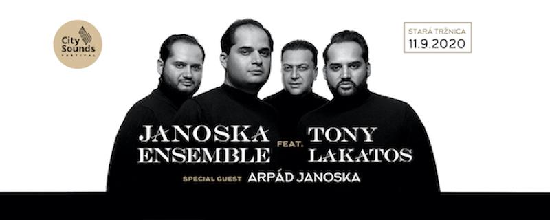 Uznávaný Janoska Ensemble už čoskoro na Slovensku