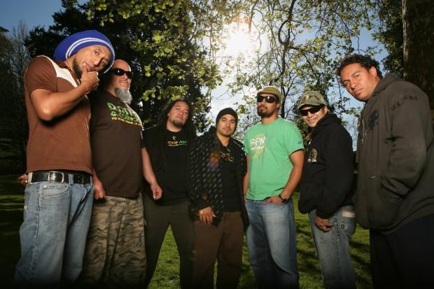 Maorské ostrovné roots reggae na Uprisingu