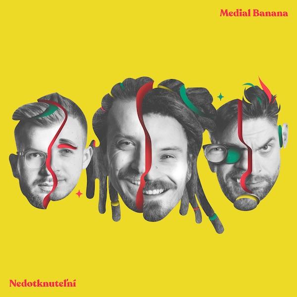Medial Banana sú Nedotknuteľní. Na svete je nový klip aj dlhoočakávaný album!
