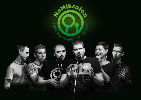NaMikrofon – stand-upový jazzík s presahom do death metalu v Bratislave