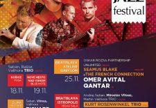 Jesenná edícia One Day Jazz Festivalu štartuje 18. novembra!
