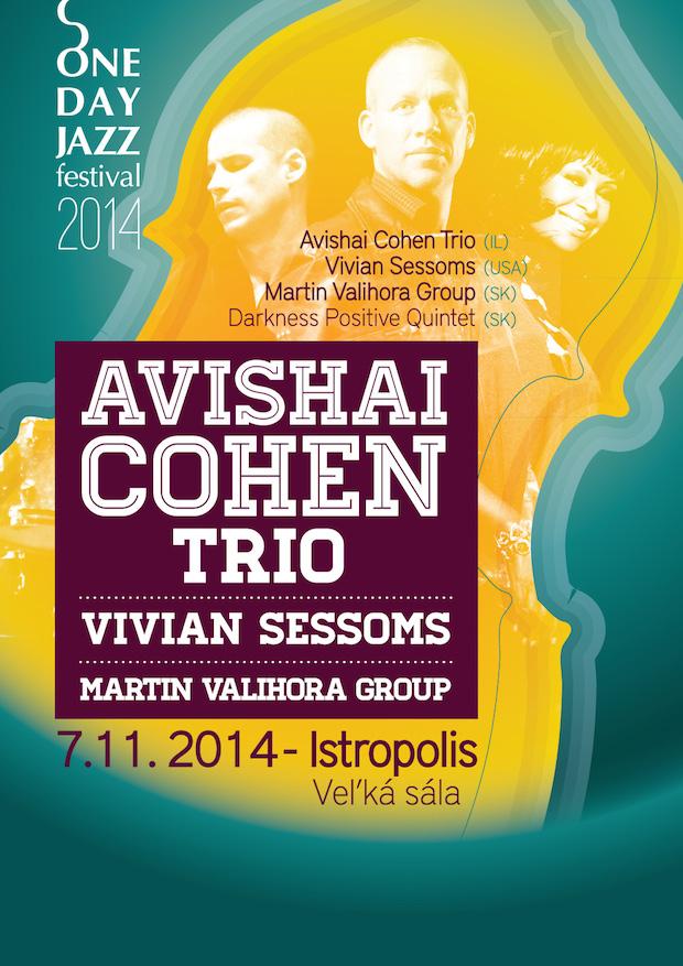 VYHODNOTENÉ: Súťaž o 2×2 vstupenky na One Day Jazz festival 2014