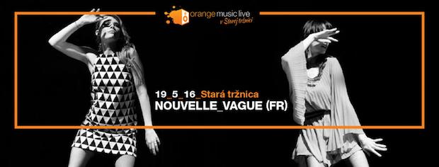 VYHODNOTENÉ: Súťaž o 1×2 vstupenky na koncert Nouvelle Vague