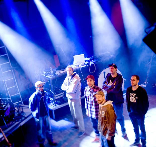 Hviezdy českého hiphopu na Uprisingu