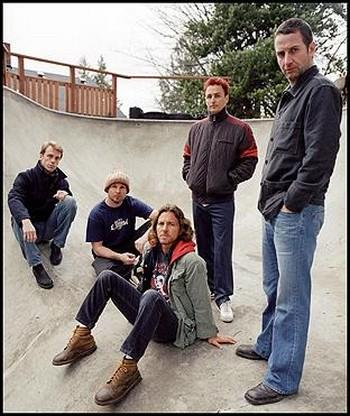 Grófka Šlinská odporúča: Pearl Jam