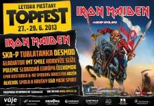 Iron Maiden prichádza na Slovensko s ich ohromujúcou MAIDEN ENGLAND TOUR!