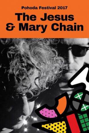 The Jesus and Mary Chain na festivale Pohoda 2017