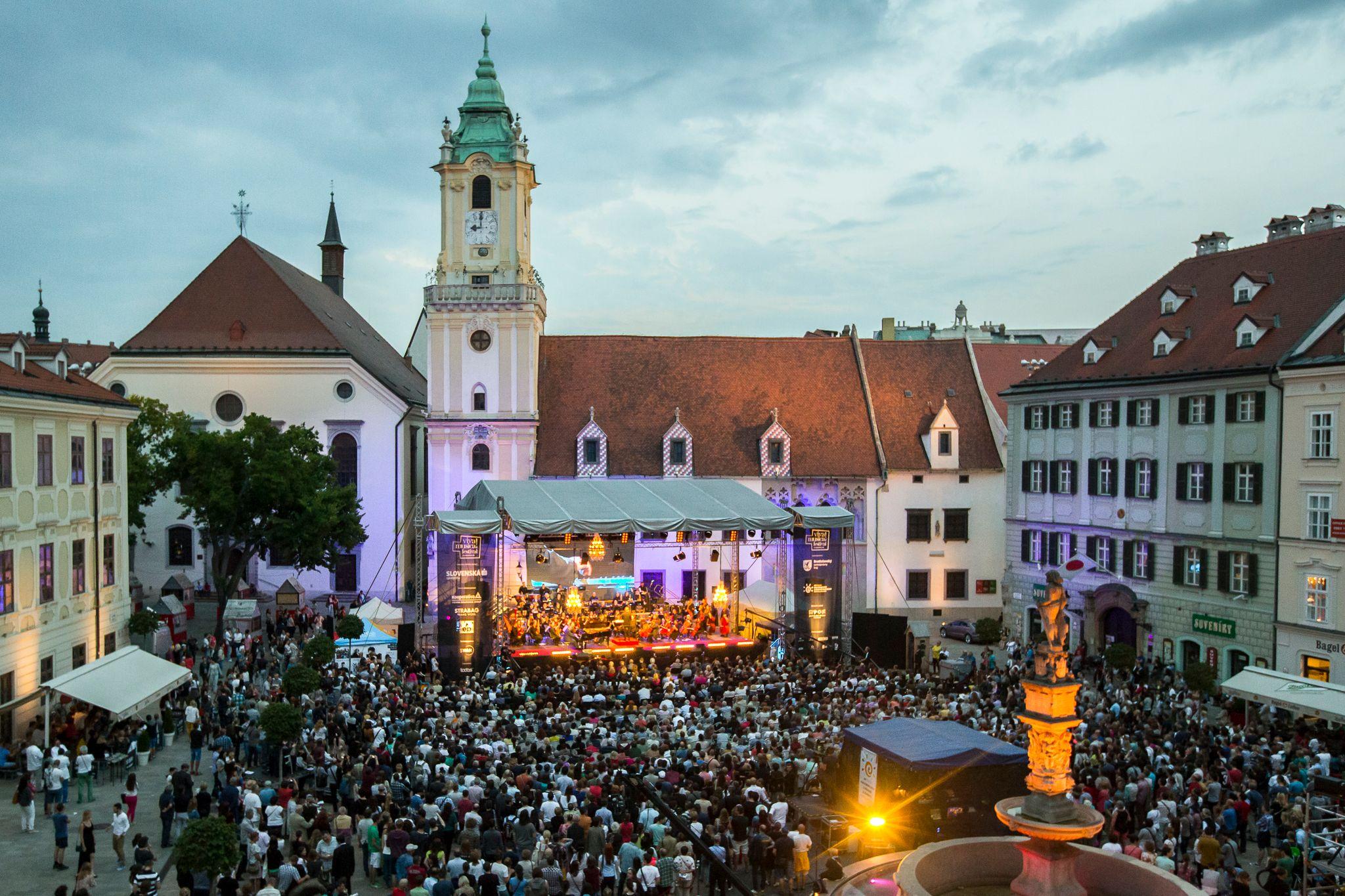 Viva Musica! festival vlete bude abude slovenský
