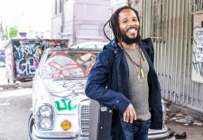Ziggy Marley na Colours of Ostrava 2018!