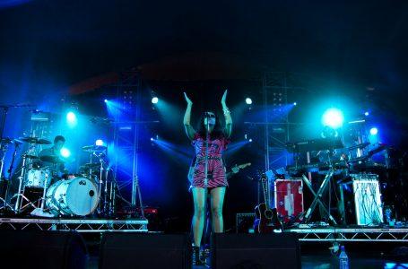 Tanečná párty v reálnej prírode, to je Lovely Experience 2011 na Topfeste!