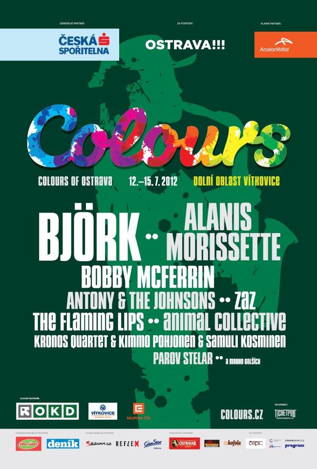 Na Colours of Ostrava míří Alanis Morissette i hvězdy africké hudby