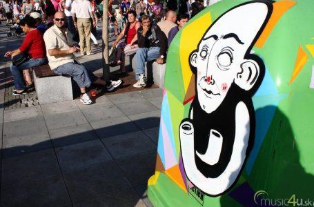 Festival v ulicích se vrátí v červenci do centra Ostravy – s hudbou, divadly, programem pro rodiny a vstupem zdarma.
