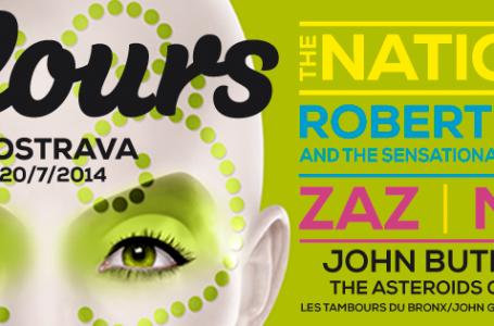 VYHODNOTENÉ: Súťaž o 2×2 vstupy na festival Colours of Ostrava 2013!