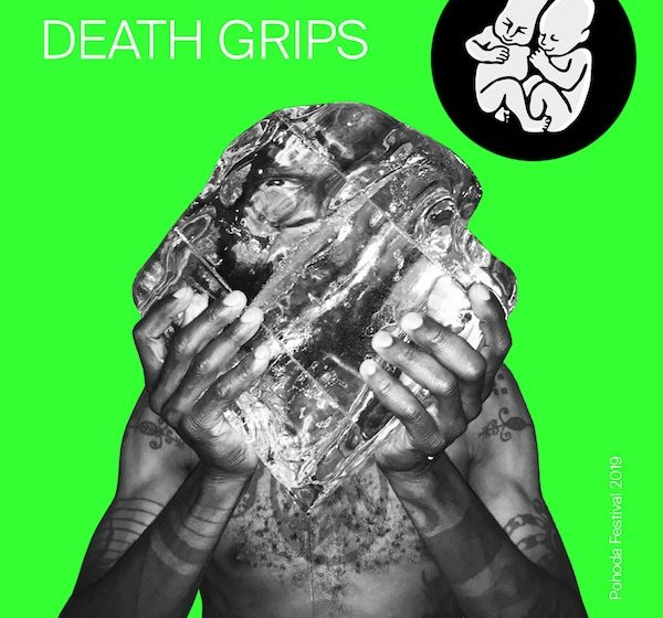 Death Grips na festivale Pohoda 2019