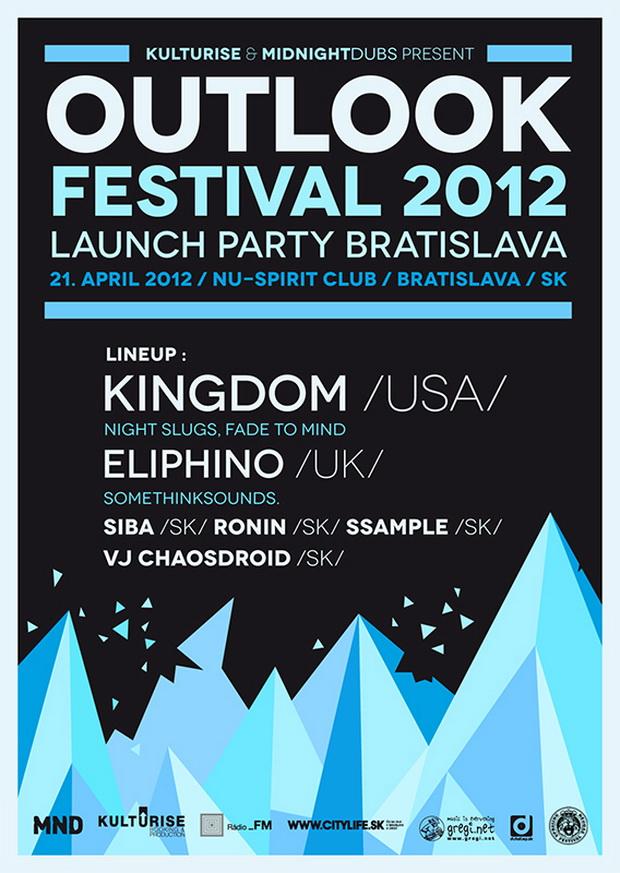 Outlook Festival Launch Party o mesiac v Nu Spirit Clube v Bratislave
