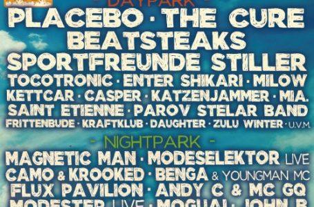 The Cure vystúpia na rakúskom festivale FM4 Frequency!