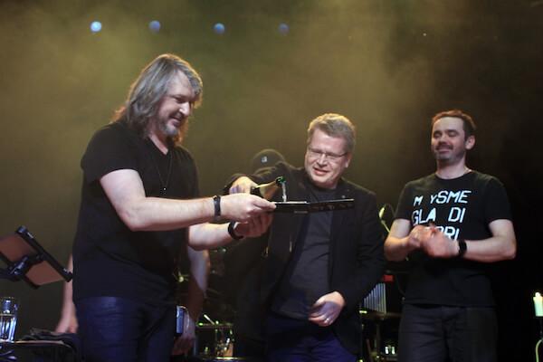 Gladiator je definitívne dospelá kapela, pokrstili CD Akustik Live.