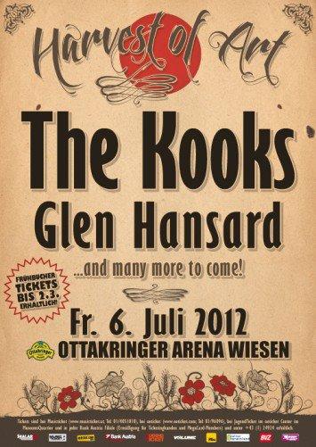 Nový festival vo Wiesene láka na The Kooks, Sinéad O'Connor aj Glena Hansarda