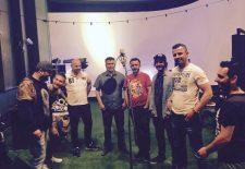 Skupina IMT Smile sa spojila s Ondrejom Kandráčom a spoločne nahrali pieseň k filmu Čiara