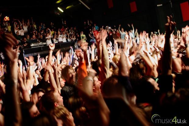 Inekafe ukončilo svoje zatiaľ najväčšie a najúspešnejšie turné vo svojej histórii!