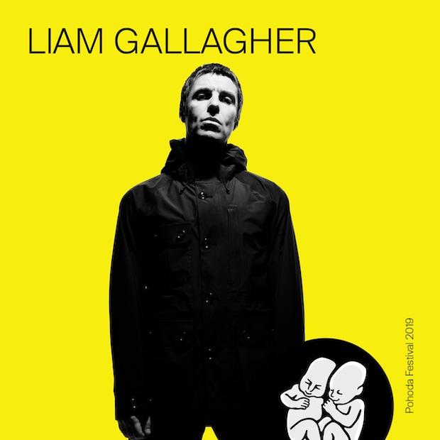 "Liam gallagher – ""posledná rokenrolová hviezda"" na festivale Pohoda 2019"