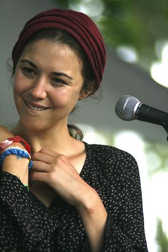 Lisa Hannigan prinesie do Bratislavy hravé melódie zeleného ostrova