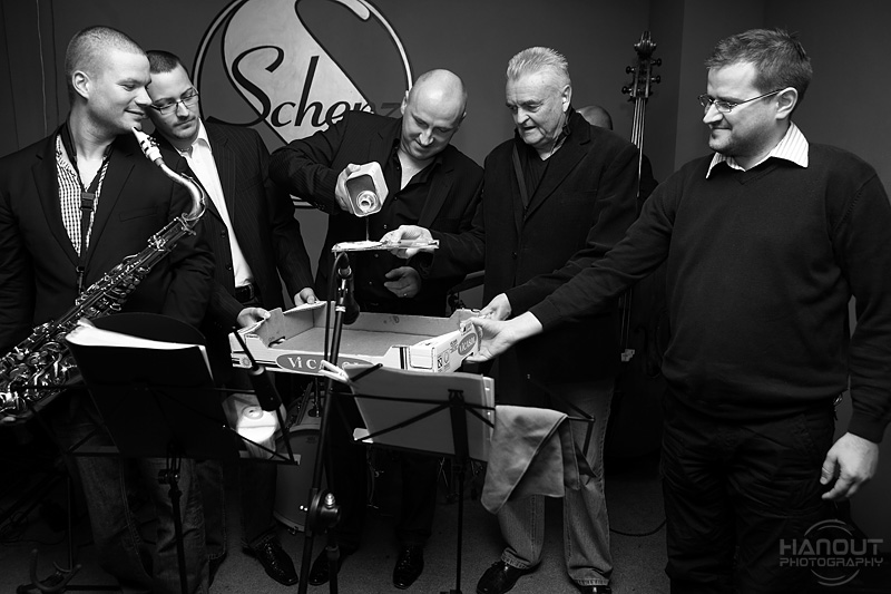 Vyhrajte jazzové CD saxofonistu Nikolaja Nikitinu.