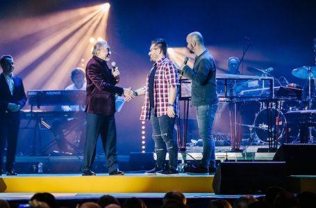 No Name zaspievali duet s Karlom Gottom pred vypredanou O2 Arénou a k Vianociam si darovali box s kompletnou diskografiou!