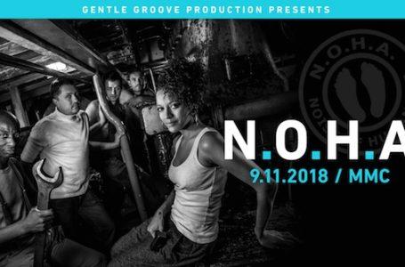 Bratislavu čaká piatková párty s kapelou N.O.H.A., okrem Tu Café zaznie aj novinka Patata Puta