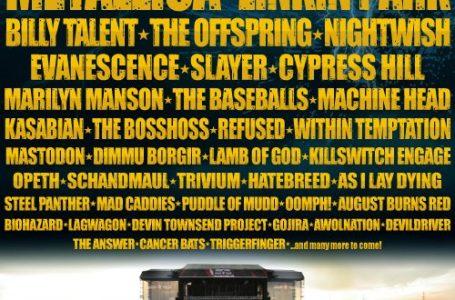 Lou Reed, Incubus, The Black Keys, The Kooks, Buena Vista Social Club & Omara Portuondo ozdobia rakúske festivaly!