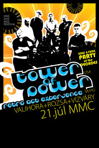 Jazzfunková legenda Tower of Power roztancuje Bratislavu