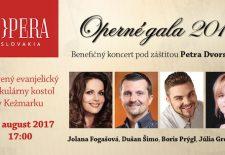 Medzinárodne uznávaná sopranistka Jolana Fogašová zaspieva na opernom benefičnom koncerte Operné gala v Kežmarku 2017
