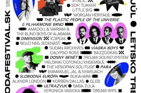 Little Big, TOKiMONSTA, Zohra, Čhavorenge + ďalšie novinky festivalu Pohoda 2019