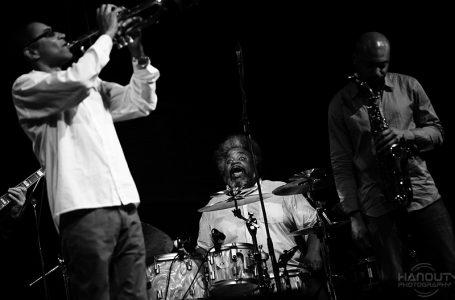 Fotoreportáž: Poogie Bell Band a Juraj Griglák @ Ateliér Babylon, Bratislava