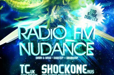 Radio_FM Nudance last info a časový line up
