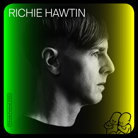 Richie Hawtin a Glass Animals na Pohode 2020