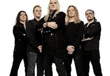 Heavy metalová legenda Saxon zahrá na Topfeste!