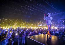 Fotoreportáž: Thirty Seconds to Mars feat. Strapo v Bratislave