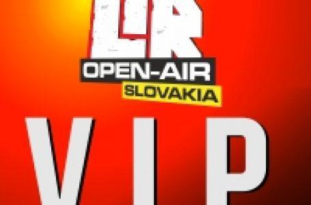 VIP vstupenky na festival LET IT ROLL Slovakia už v predaji!
